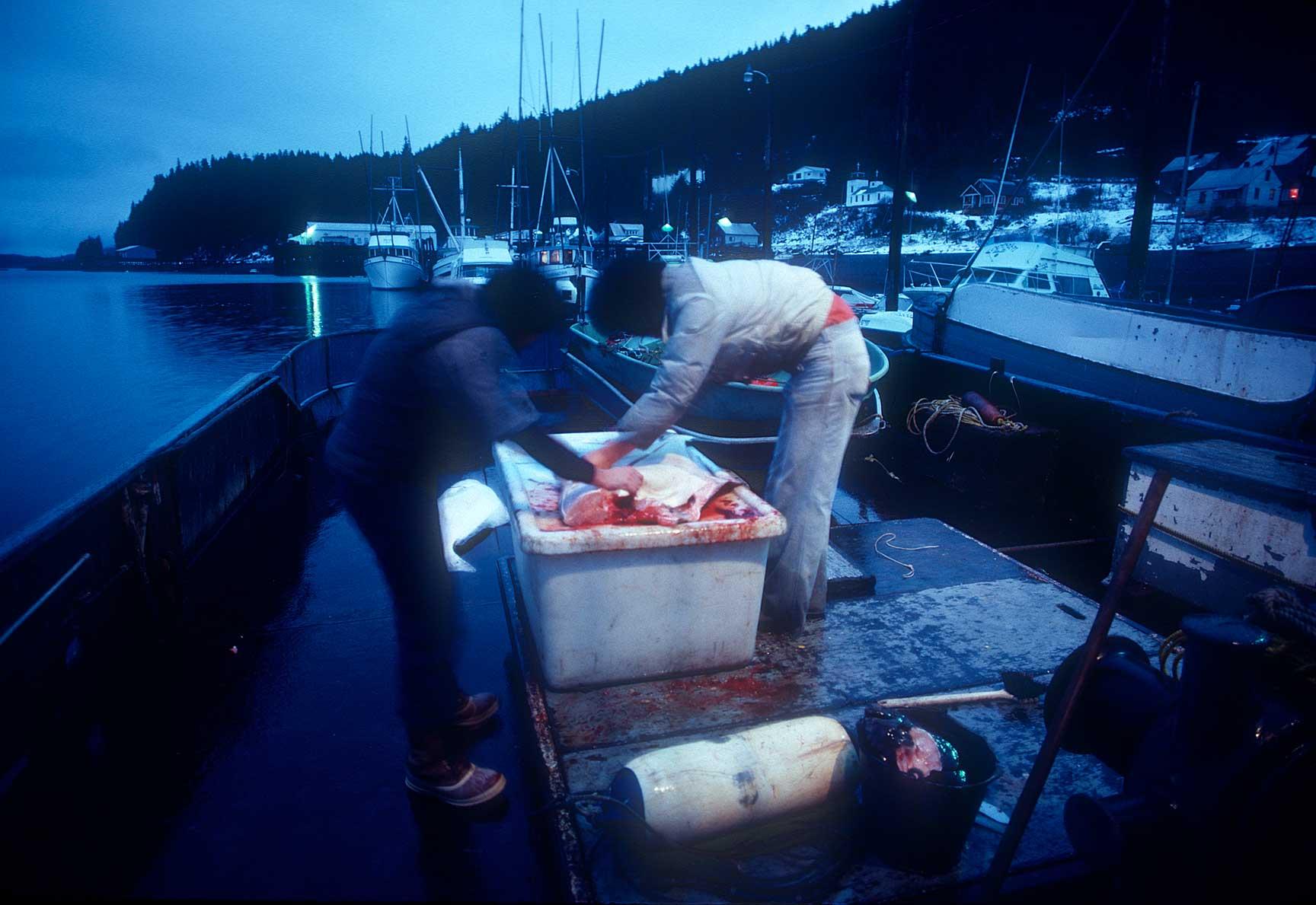 Hoonah, Alaska 1981